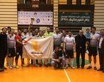 بانک پاسارگاد قهرمان مسابقات فوتسال جام برندهای برتر ایران شد