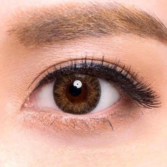 آموزش تصویری گذاشتن لنز در چند مرحله ساده