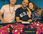 ازدواج دوم رضا شیری خواننده معروف در ترکیه سوژه رسانه ها شد + عکس