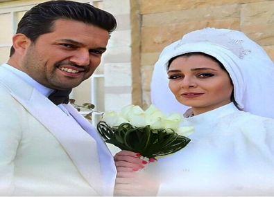 حامد بهداد ازدواج کرد + عکس مراسم ازدواج و همسرش