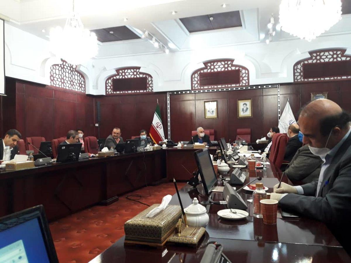 تعلیق موقتی تصمیمات هیات مدیره سازمان بورس و اوراق بهادار