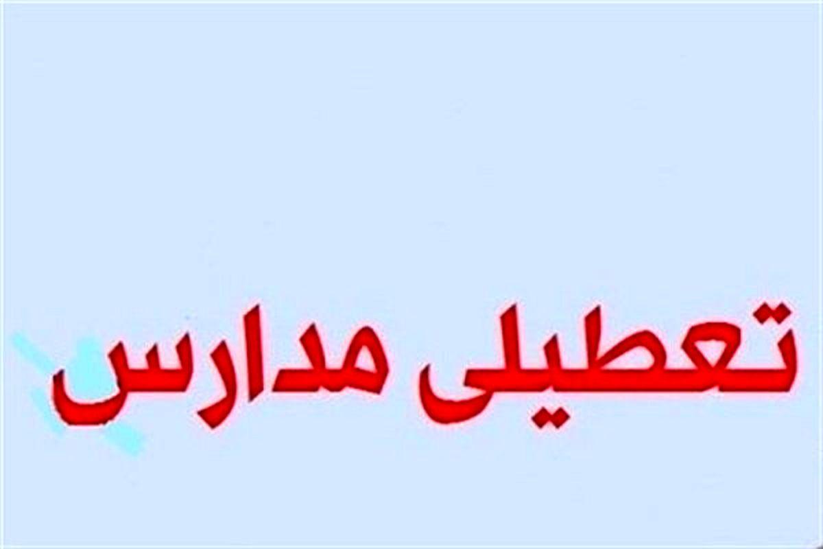 مدارس تکاب بهمنظور جلوگیری از شیوع آنفلوانزا چهارشنبه تعطیل است