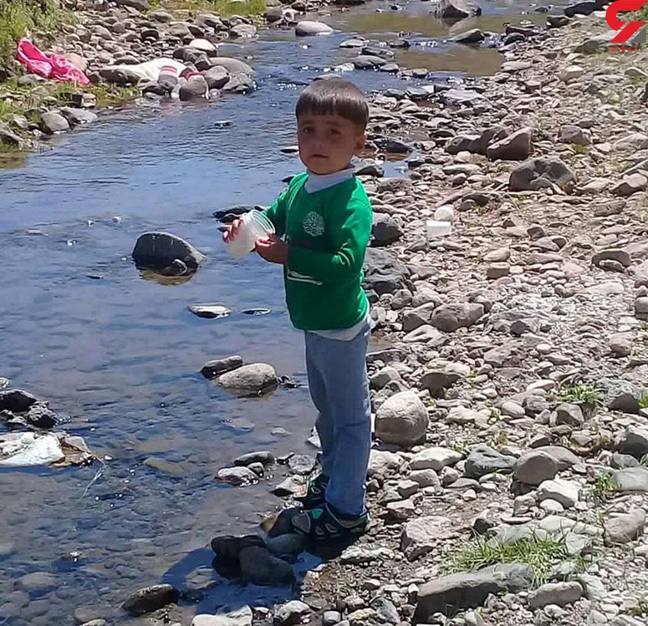 قتل هولناک پسر 4 ساله در بستان آباد / جنازه تکه تکه امیرعلی پیدا شد + عکس