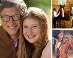 ماجرای ازدواج دختر بیل گیتس + تصاویر