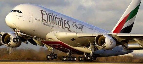 امارات پروازهای خود را به چین تعلیق کرد