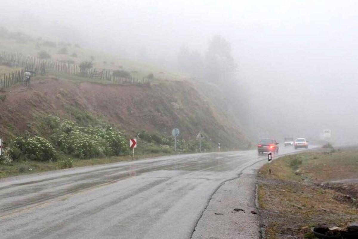 ادامه بارندگیها تا روز یکشنبه در کشور
