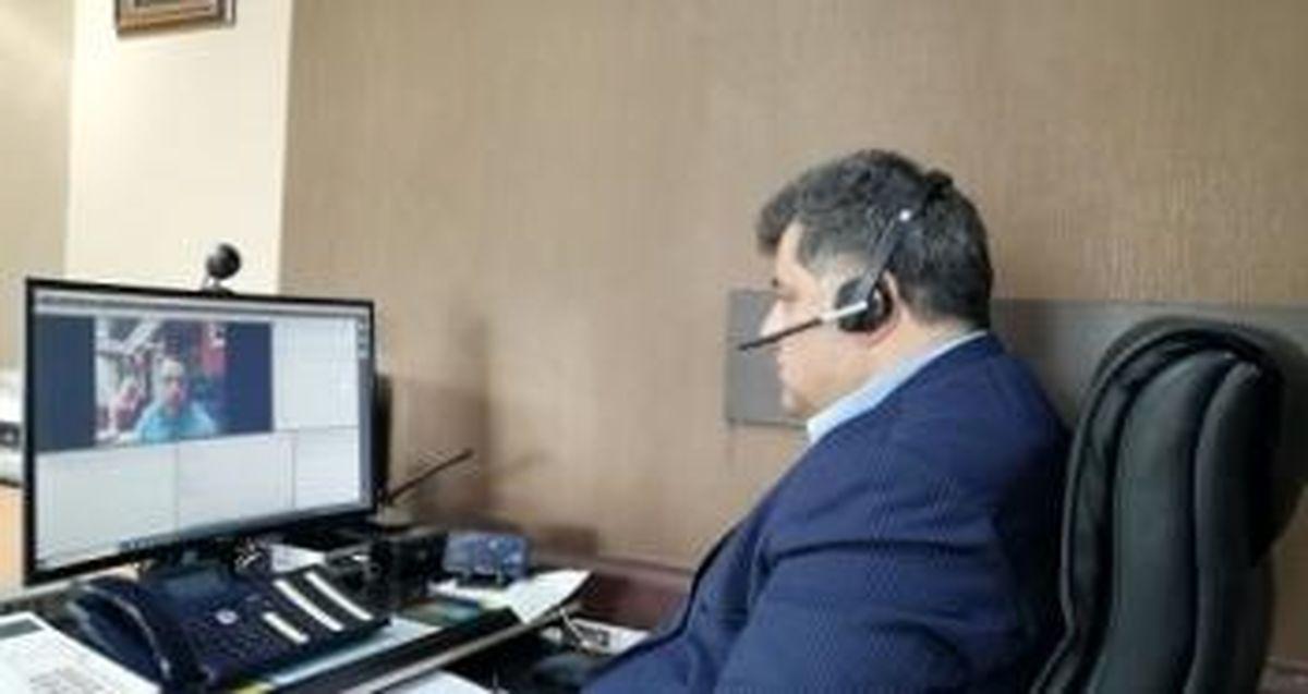 راهکارهای توسعه خدمات غیرحضوری در اگزیم بانک