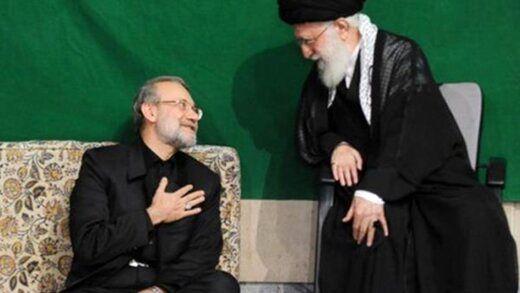 نامه مهم لاریجانی به رهبر انقلاب درباره ریاست ستاد مقابله با کرونا