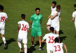 تیم ملی امید تحت نظر فرهاد مجیدی در حال آمادهسازی است