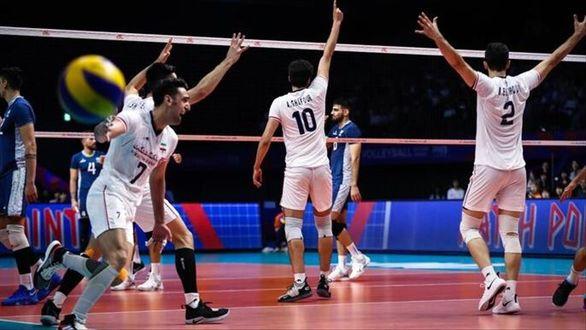 ساعت دیدار تیم های والیبال ایران و لهستان مشخص شد