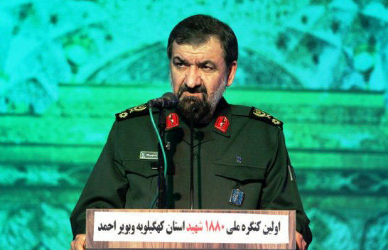 محسن رضایی: انتقام سختی از آمریکا خواهیم گرفت