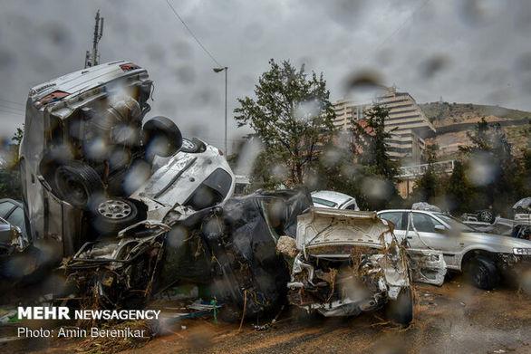 مقصر اصلی بروز حادثه سیل دروازه قرآن شیراز مشخص شد