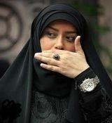 الهام چرخنده بازیگر معروف مهاجرت کرد + عکس