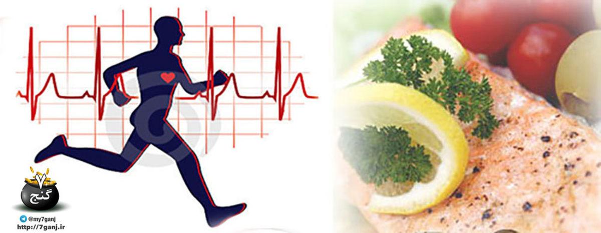 5 غذایی که متابولیسم را تقویت می کند!