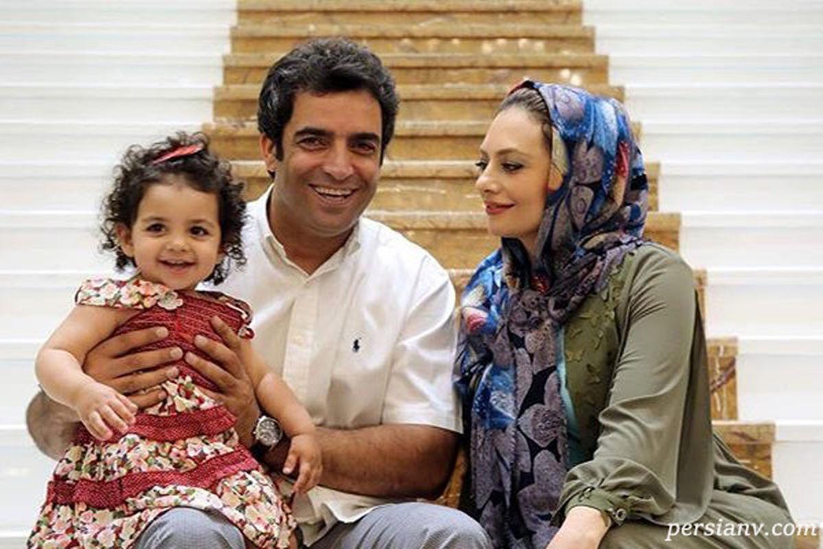 عکسی عجیب از منوچهر هادی و همسرش + بیوگرافی