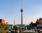 آخرین وضعیت هوای تهران در چهارم خرداد