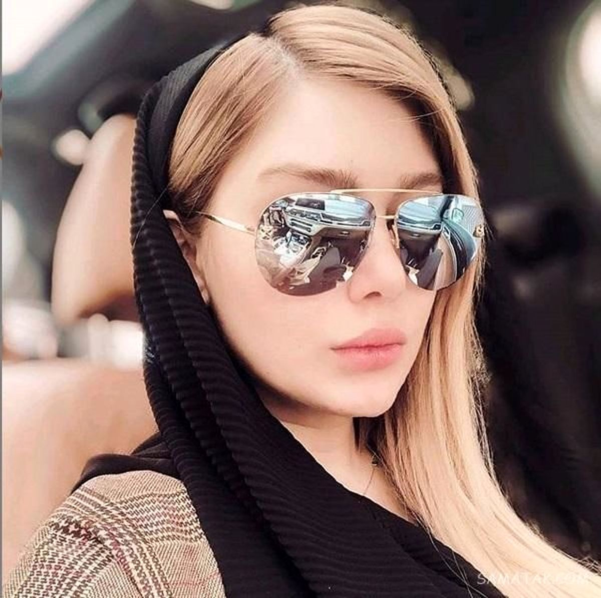 شهرداری تهران از سحرقریشی شکایت کرد + جزئیات