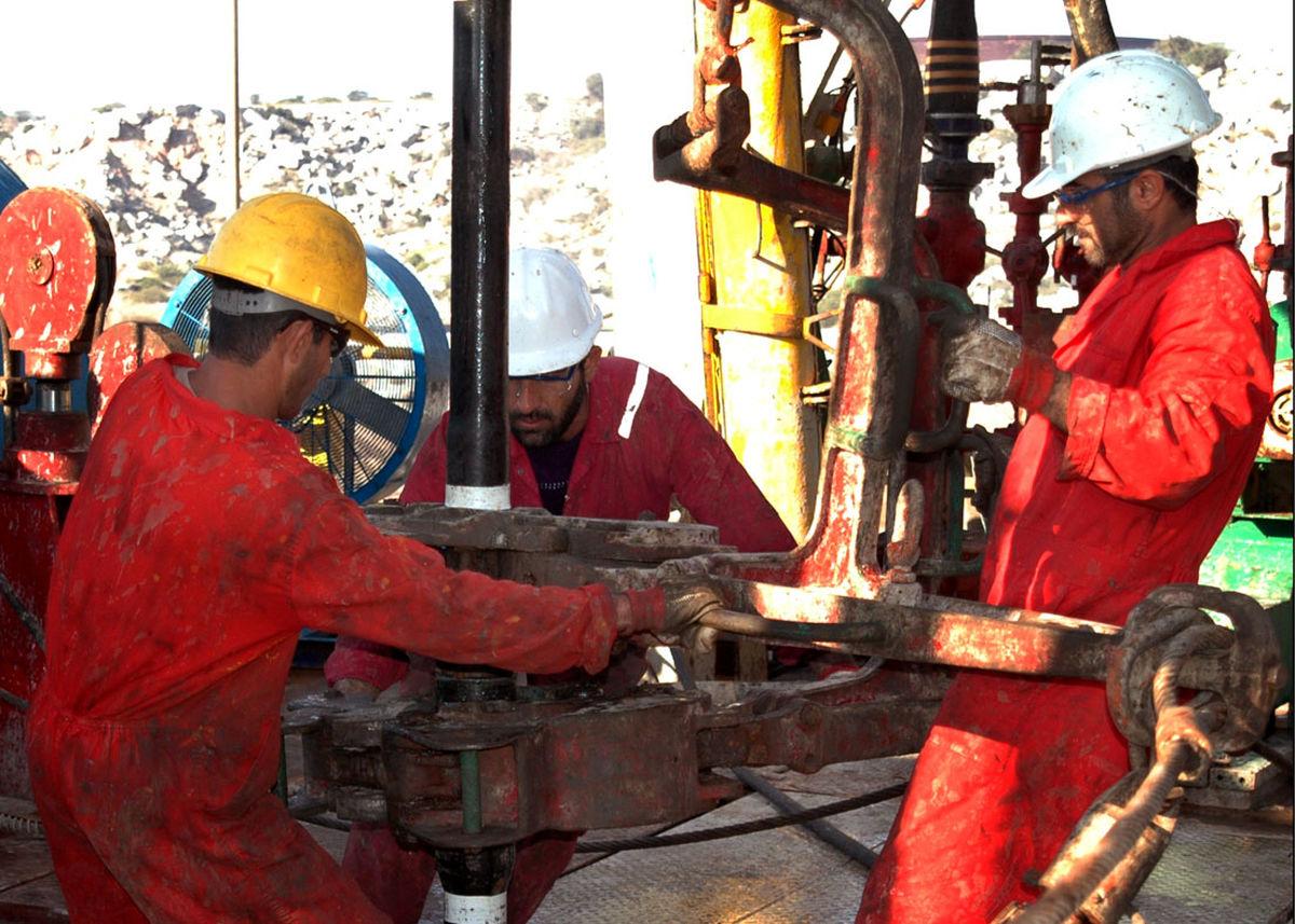 تربیت فرماندهان ارشد کنترل فوران چاه در شرکت نفت فلات قاره ایران