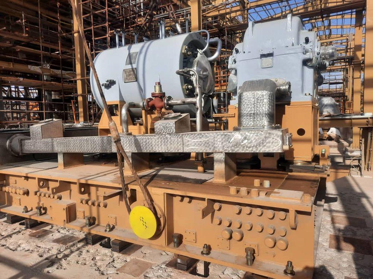 پایان موفقیتآمیز نصب ۶ دستگاه کمپرسور در شرکت یادآوران خلیج فارس