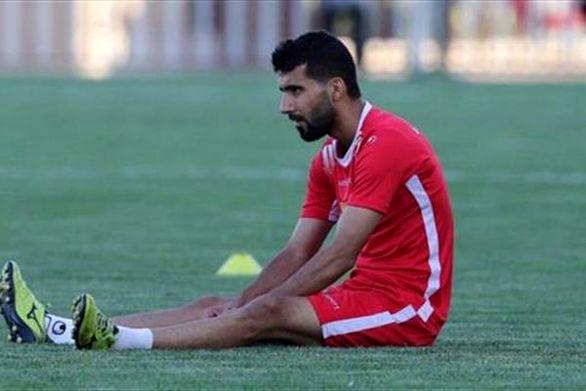 بشار رسن غایب بزرگ پرسپولیس در هفته هفتم لیگ برتر