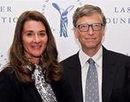 بیل گیتس از همسرش طلاق گرفت + عکس