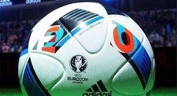 رونمایی از توپ رسمی یورو ۲۰۲۰