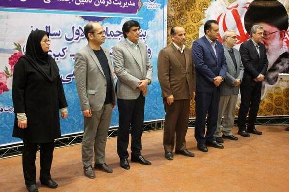 برگزاری آئین بزرگداشت و تجلیل از مقام پرستار در استان مرکزی