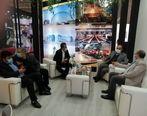 حضور فعال مجتمع فولاد خراسان در هفدهمین نمایشگاه بینالمللی متالورژی (ایران متافو)