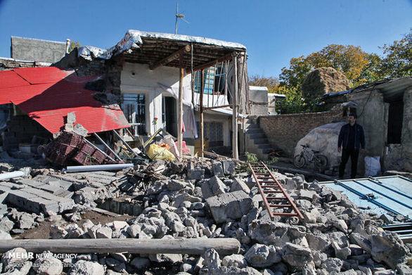 فوت ۲ نفر از زلزلهزدگان به دلیل گاز گرفتگی