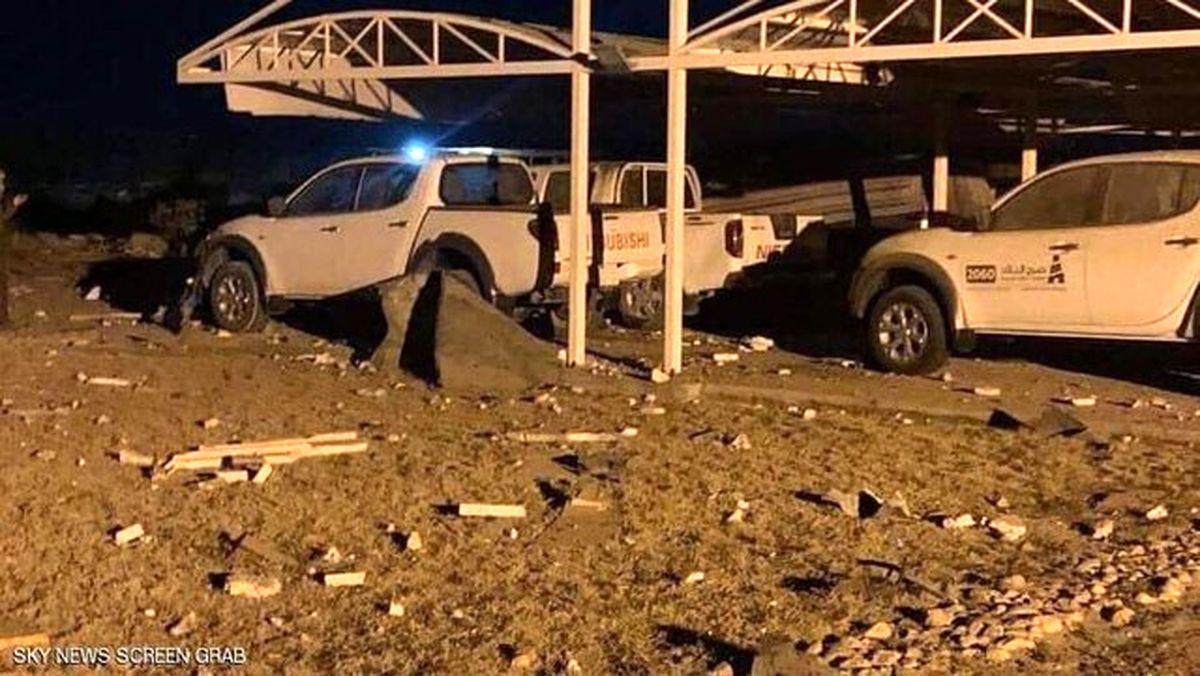 حمله هوایی آمریکا به پایگاههای ارتش و حشد شعبی عراق