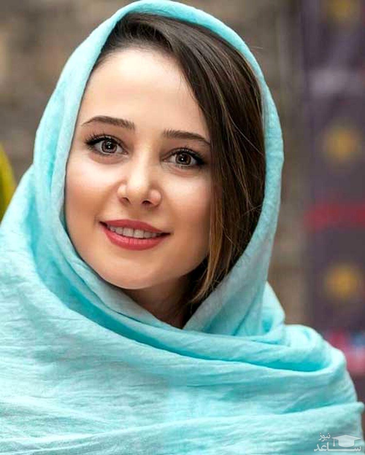 الناز حبیبی و همسر سابقش | ساعدنیوز