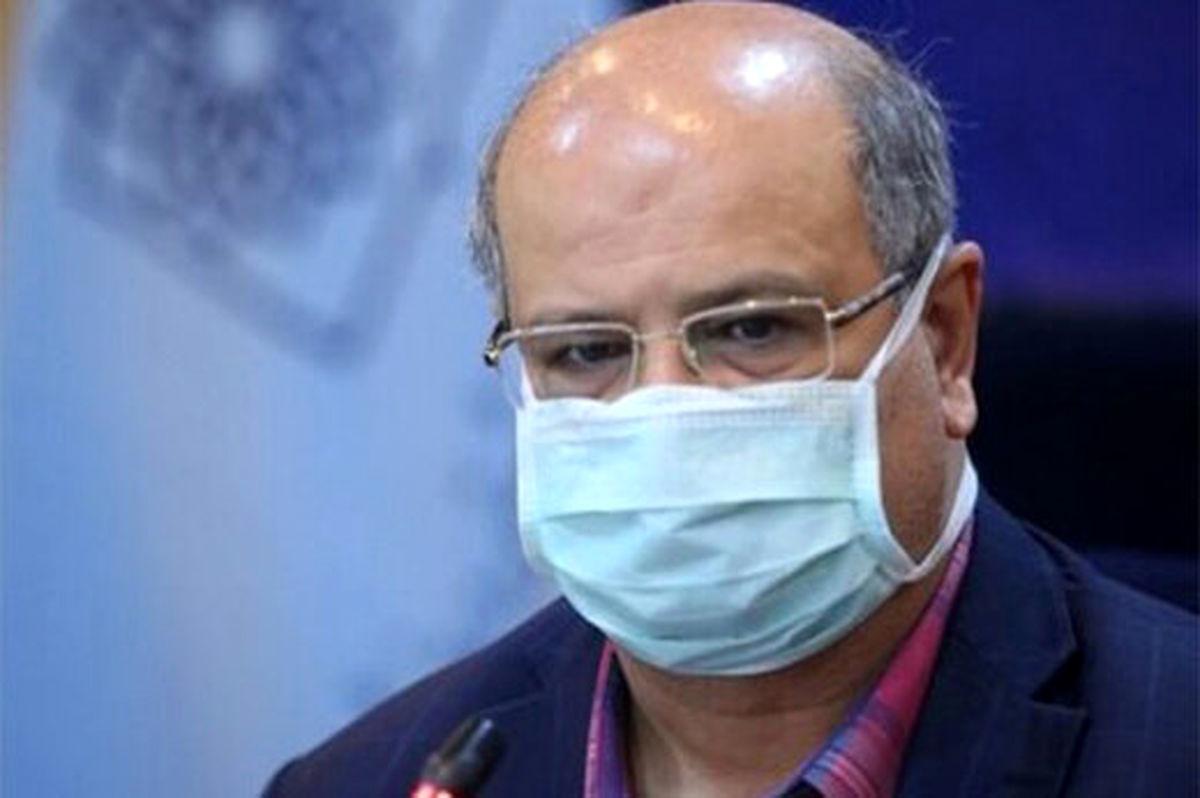 آمار کرونا در تهران نزولی شد