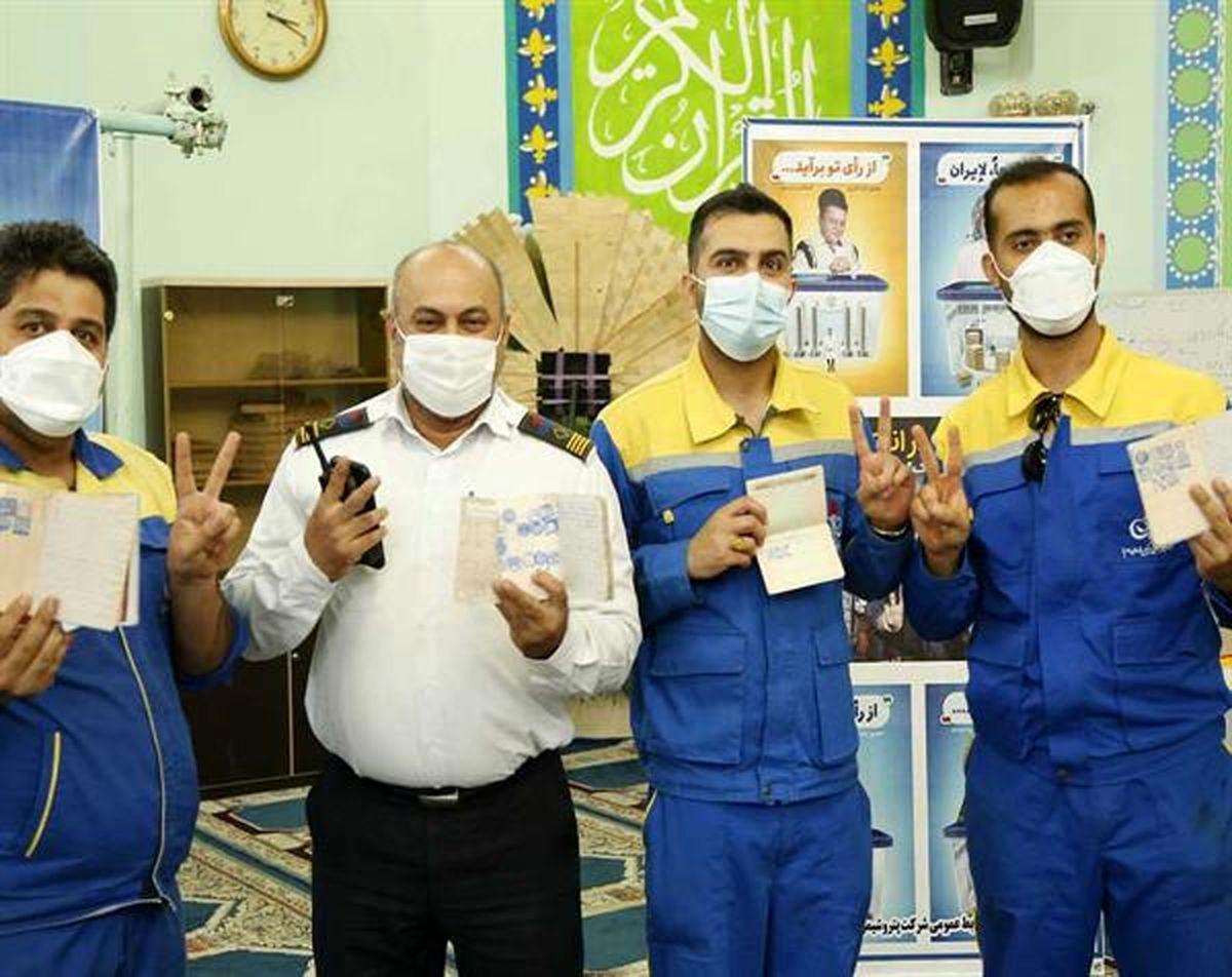 مشارکت امیرکبیری ها در انتخابات ۱۴۰۰