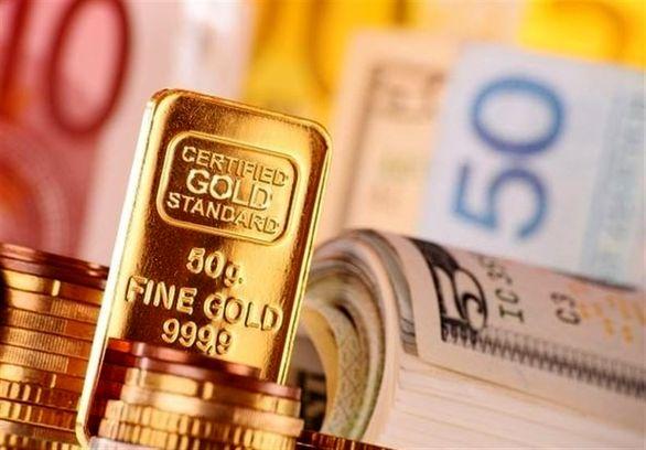 قیمت طلا، قیمت دلار، قیمت سکه سه شنبه 98/09/12