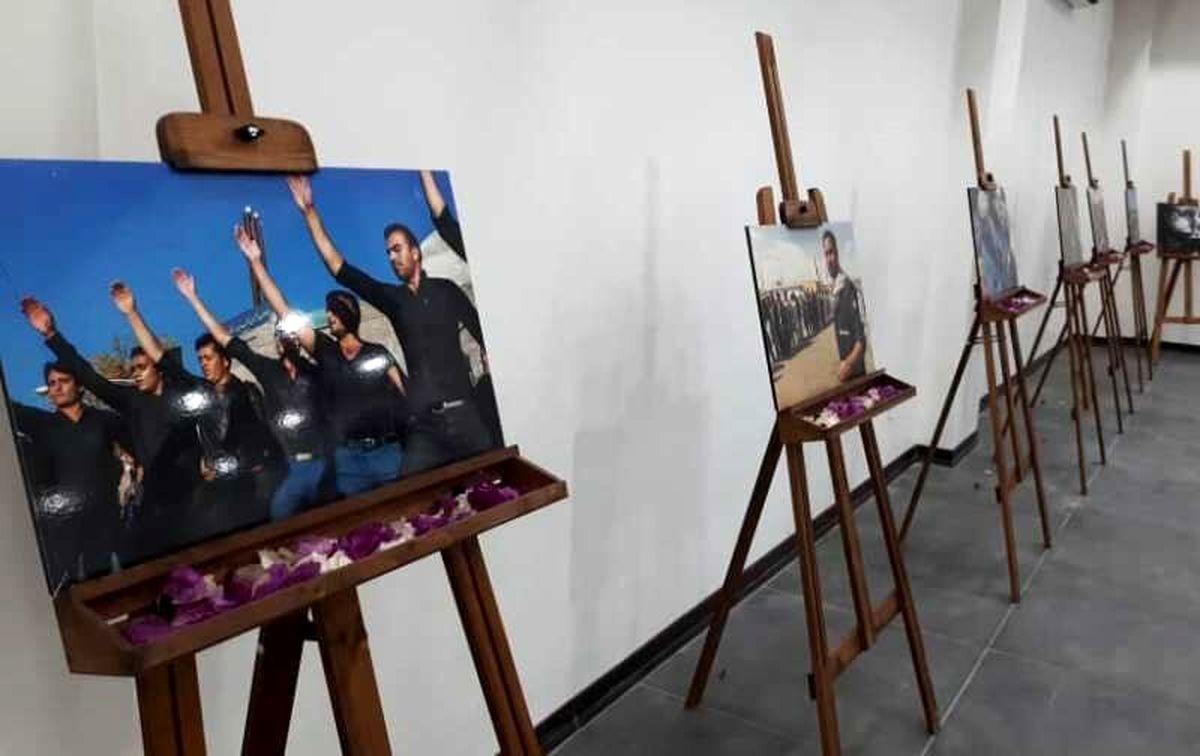 نمایشگاه عکس اربعین در چابهار راهاندازی شد