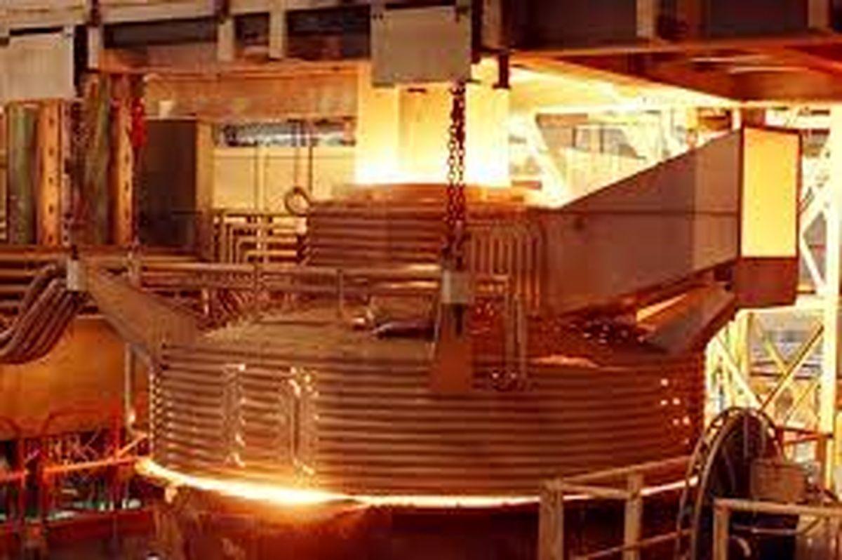 بهره برداری از سه طرح توسعه ای در مجتمع فولاد سبا