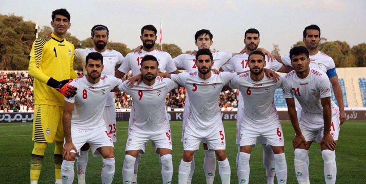 بیانیه فدراسیون فوتبال پس از شکست تیم ملی ایران به عراق