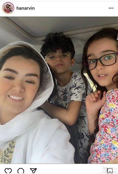 همسر و فرزندان مجید صالحی