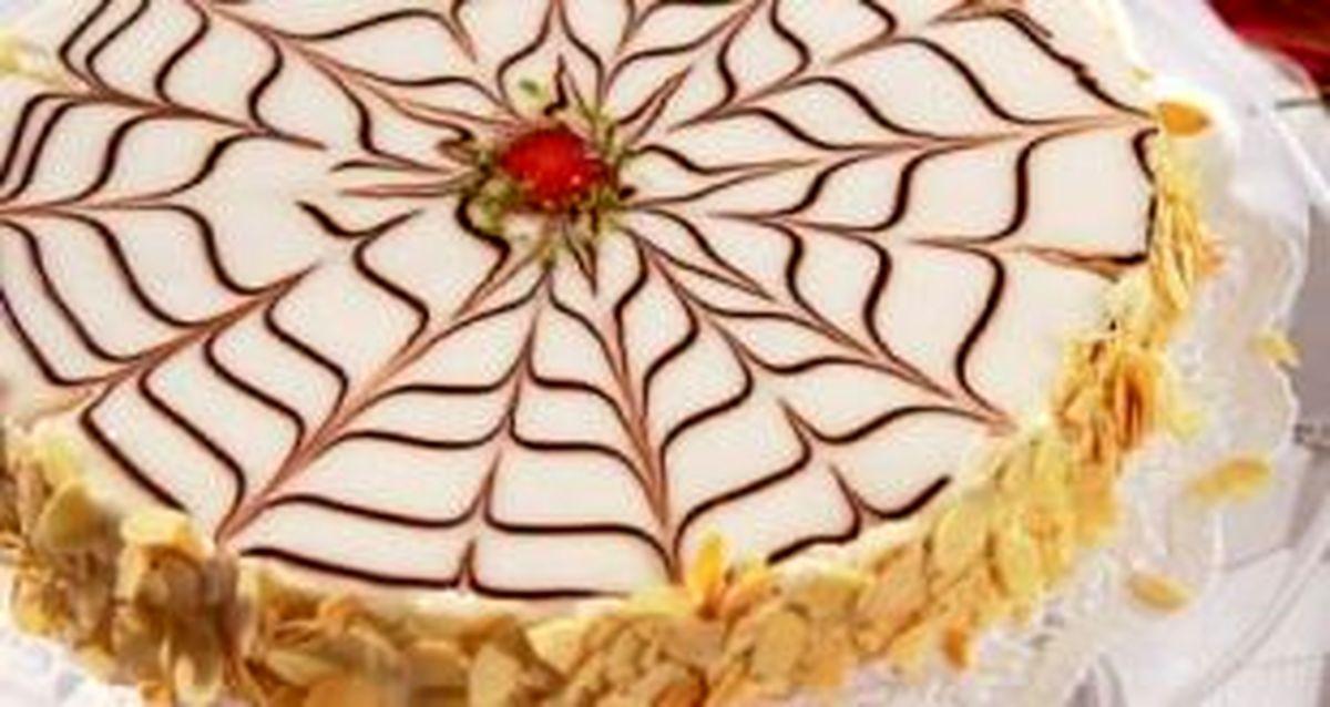 طرز تهیه کیک کرم دار شیری + دستور پخت