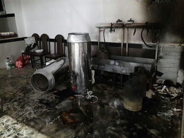 تعداد فوتیهای آتشسوزی تالار عروسی سقز به ۱۲ نفر رسید