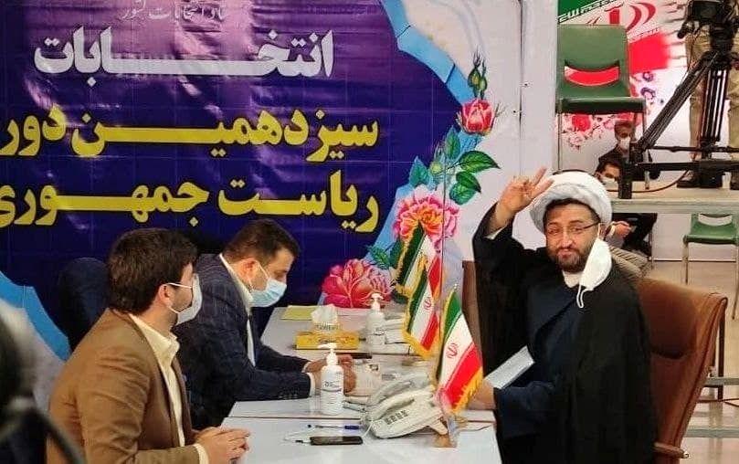 دبیرکل حزب مردمی اصلاحات ثبت نام کرد
