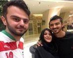 ماجرای بغل کردن ساره بیات و رضا قوچان نژاد + فیلم و بیوگرافی