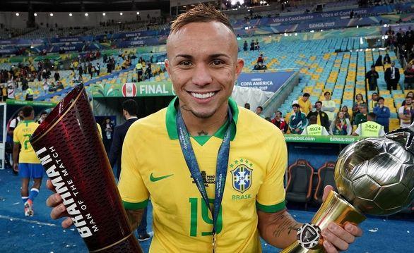 ماشین گلزنی برزیل در تور منچشتر یونایتد + جزئیات