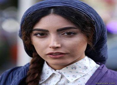 ساناز طاری بازیگر سریال پدر کشف حجاب کرد + عکس جنجالی