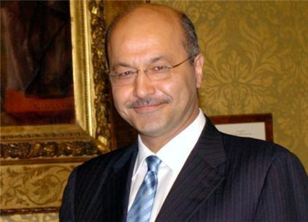 رئیسجمهور عراق استعفایش را تقدیم پارلمان کرد