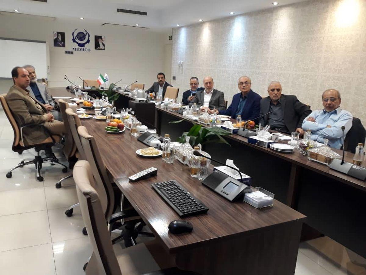 یکصد و هفدهمین جلسه تولید میدکو برگزار شد