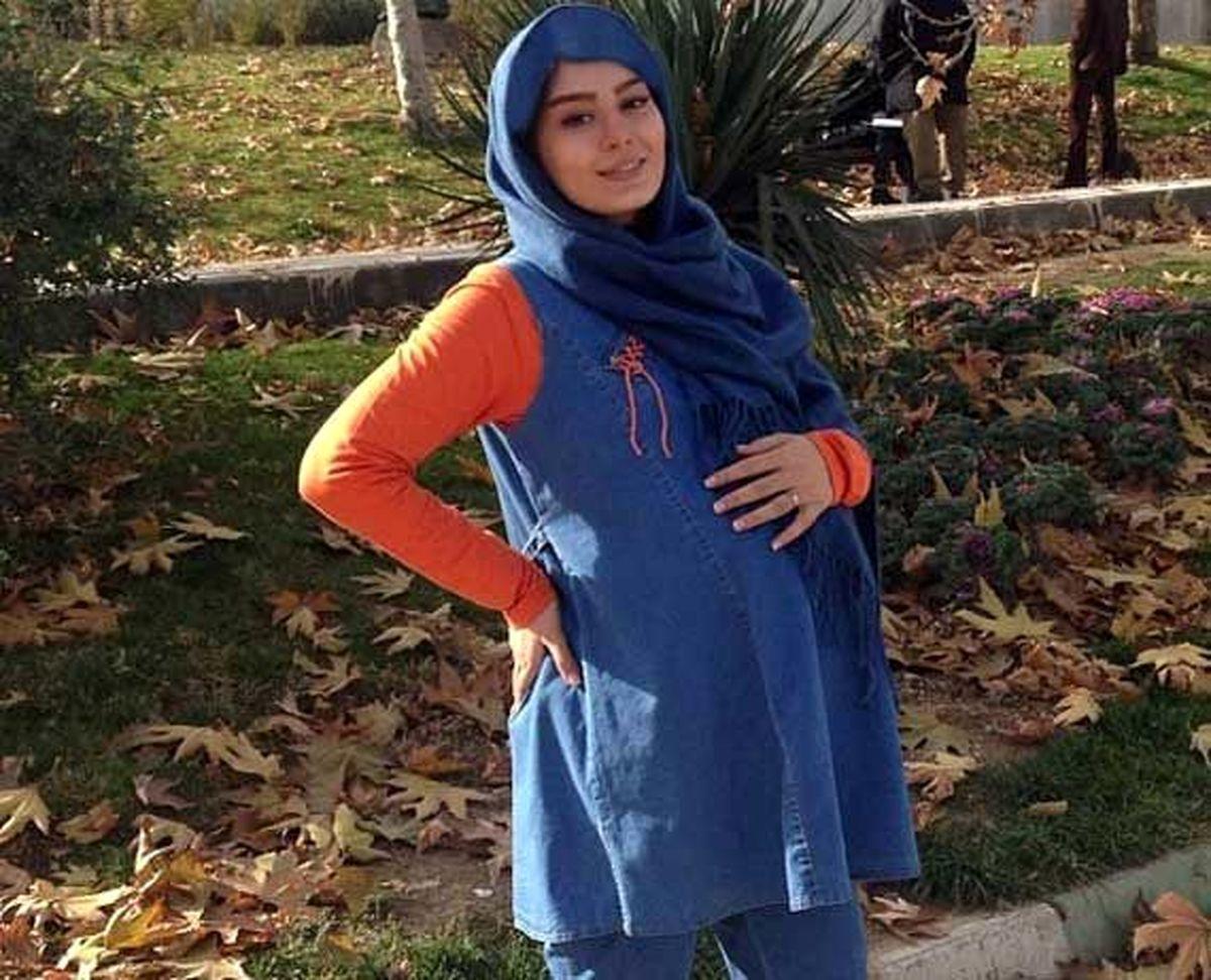 سحر قریشی باردار شد + عکس بارداری