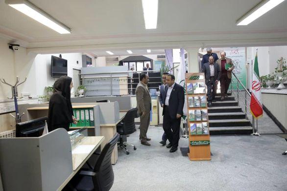 بازدید مدیرعامل بیمه البرز از شعب استان سیستان و بلوچستان