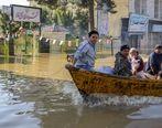 رفع فوری مشکل آبگرفتگی مناطق بحرانی آبادان توسط مسئولان