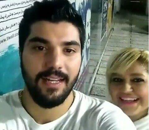 سینا مهرداد با بازیگر معروف ازدواج کرد؟  + تصاویر و بیوگرافی